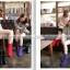 [พิเศษ 2 คู่ 100 , 3 คู่ 120 ] ถุงเท้าสไตล์ญี่ปุ่น thumbnail 2