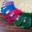 K012 **พร้อมส่ง** (ปลีก+ส่ง) รองเท้านวดสปา เพื่อสุขภาพ ปุ่มเล็ก (ใส) มี 7 สี ส่งคู่ละ 80 บ. thumbnail 35