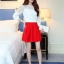 แฟชั่นเกาหลี set เสื้อ และกระโปรง สวยมากครับ thumbnail 5
