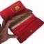 กระเป๋าสตางค์แบบ 3 พับ ดีไซน์เก๋ไก๋ มีช่องให้ใส่ของได้หลายอย่าง คุ้มค่า มีให้เลือกหลากหลายสีสัน thumbnail 2