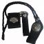 เชือกหนังถัก หนังวัวแท้ สำหรับ คล้องเข้ากับกระเป๋า และหูกางเกง สุดเท่ห์ สำหรับ ที่ใส่ไฟเช็ค และZippo thumbnail 3