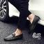 รองเท้าหนังผู้ชายแฟชั่น ดีไซน์สวยเท่ห์ โทนสีคลาสสิค thumbnail 3