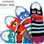 A042**พร้อมส่ง**(ปลีก+ส่ง) ถุงเท้าแฟชั่นเกาหลี ข้อสูง มี 4 แบบ เนื้อดี งานนำเข้า( Made in Korea) thumbnail 2