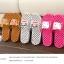 K011 **พร้อมส่ง** (ปลีก+ส่ง) รองเท้านวดสปา เพื่อสุขภาพ ปุ่มเล็ก (การ์ตูน) ส่งคู่ละ 150 บ. thumbnail 15