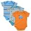 พร้อมส่ง gift set ชุดทารกใช้ได้ทั้งเพศหญิง-ชาย Jumpsuit Romper จั้มสูทแขนสั้น รหัส T-66034 ไซร์ 3M (เด็ก 0-3 เดือน ) /1 แพ็ค 3 ชุดสุ่มแบบ ชุดละ 95บาท thumbnail 1
