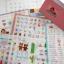 สติ๊กเกอร์ชุด : Smiley deco Stickers