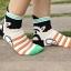 S108**พร้อมส่ง** (ปลีก+ส่ง) ถุงเท้าแฟชั่นเกาหลี ข้อยาว มีหู เนื้อดี งานนำเข้า(Made in china) thumbnail 13