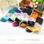 S359**พร้อมส่ง** (ปลีก+ส่ง) ถุงเท้าแฟชั่นเกาหลี ข้อยาว คละ 6 สี มี 12 คู่ต่อแพ็ค เนื้อดี งานนำเข้า(Made in China) thumbnail 7