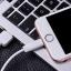 สายชาร์จ iPhone 5 Hoco X1 Rapid Charging 1 เมตร ราคา 64 บาท ปกติ 160 บาท thumbnail 2