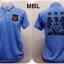 เสื้อโปโล แมนเชสเตอร์ ซิตี้ สีฟ้า MPL thumbnail 1