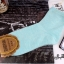 S363 **พร้อมส่ง** (ปลีก+ส่ง) ถุงเท้าแฟชั่นเกาหลี ข้อยาว คละ 5 สี มี 10 คู่/แพ็ค เนื้อดี งานนำเข้า(Made in China) thumbnail 6