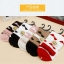 S334**พร้อมส่ง** (ปลีก+ส่ง) ถุงเท้าแฟชั่นเกาหลี ข้อยาว คละ 5 สี มี 10 คู่/แพ็ค เนื้อดี งานนำเข้า(Made in China) thumbnail 2