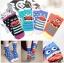 A042**พร้อมส่ง**(ปลีก+ส่ง) ถุงเท้าแฟชั่นเกาหลี ข้อสูง มี 4 แบบ เนื้อดี งานนำเข้า( Made in Korea) thumbnail 1