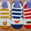 S192 **พร้อมส่ง** (ปลีก+ส่ง) ถุงเท้า ผ้าใบ ข้อสั้นใต้ตาตุ่ม มีซิลิโคนกันหลุดด้านหลัง มี 3 สี(แบบ) เนื้อดี งานนำเข้า(Made in China) thumbnail 18