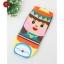 A028**พร้อมส่ง**(ปลีก+ส่ง) ถุงเท้าแฟชั่นเกาหลี ข้อสั้น แบบมีหมวก มี 6 แบบ เนื้อดี งานนำเข้า( Made in Korea) thumbnail 5