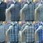 H3001 เสื้อเชิ๊ตสก้อตแขนสั้น ผู้ชาย thumbnail 4