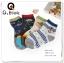 U037-9**พร้อมส่ง** (ปลีก+ส่ง) ถุงเท้า Q House แฟชั่นเด็กชาย (3-6 ปี) มีกันลื่น เนื้อดี งานนำเข้า ( Made in China) thumbnail 5