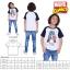 เสื้อยืดเด็ก MARVEL Kid : T Shirt MCTS 8222 ลดเหลือ 159 บาท ปกติ 500 บาท thumbnail 3