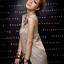 DRESS ชุดเดรสแฟชั่น ใส่ทำงาน ใส่เที่ยว ผ้าซาติน สีเทาอมเขียว สม็อคอกด้านหลัง น่ารัก สามารถใส่ออกงานได้ สวยมากๆ จ้า thaishoponline (พร้อมส่ง) thumbnail 5