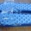 K015-SBL**พร้อมส่ง** (ปลีก+ส่ง) รองเท้านวดสปา เพื่อสุขภาพ ปุ่มใหญ่แบบนิ่ม สีฟ้า ถอดพื้นทำความสะอาดได้ ส่งคู่ละ 180 บ. thumbnail 5