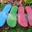 K017 **พร้อมส่ง** (ปลีก+ส่ง) รองเท้านวดสปา เพื่อสุขภาพ ปุ่มเล็ก สำหรับผู้หญิง ส่งคู่ละ 120 บ. thumbnail 5