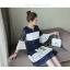เสื้อผ้าแฟชั่นเกาหลี set เสื้อและกระโปรงน่ารักมากๆ thumbnail 5