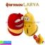 ตุ๊กตา หนอน LARVA ราคา 240-295 บาท thumbnail 1