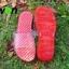 K017-RD **พร้อมส่ง** (ปลีก+ส่ง) รองเท้านวดสปา เพื่อสุขภาพ ปุ่มเล็ก สำหรับผู้หญิง สีแดง ส่งคู่ละ 120 บ. thumbnail 2