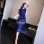 แฟชั่นเกาหลีน่ารักๆ Set เสื้อ และกระโปรงสวยเก๋ thumbnail 6