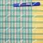 ผ้าขาวม้า TK128 เขียวเหลือง thumbnail 1