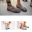 S537**พร้อมส่ง** (ปลีก+ส่ง) ถุงเท้าแก้ว แฟชั่นเกาหลี ข้อยาว เนื้อดี งานนำเข้า(Made in china) thumbnail 5