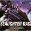 HG 1/144 105 SLAUGHTER DAGGER thumbnail 1