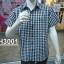 H3001 เสื้อเชิ๊ตสก้อตแขนสั้น ผู้ชาย thumbnail 9