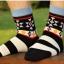 ถุงเท้าเกาหลีTriangle Motif thumbnail 14