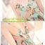 ชุดเดรสยาว แฟชั่นเกาหลี แฟชั่นสายเดี่ยว ใส่เที่ยว โทนเขียว ชมพู ใส่ไปงานแต่งงาน กระโปรงระบาย ใส่ออกงาน น่ารัก สวยมากๆครับ (พร้อมส่ง) thumbnail 6