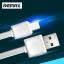 สายชาร์จ Micro USB (5 pin) REMAX FAST Data Cable RC-008m (สายแบน) แท้ 100% ราคา 49 บาท ปกติ 130 บาท thumbnail 1