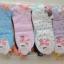 S207**พร้อมส่ง** (ปลีก+ส่ง) ถุงเท้าแฟชั่นเกาหลี ข้อสั้น เนื้อดี งานนำเข้า(Made in China) thumbnail 2