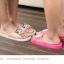 K011 **พร้อมส่ง** (ปลีก+ส่ง) รองเท้านวดสปา เพื่อสุขภาพ ปุ่มเล็ก (การ์ตูน) ส่งคู่ละ 150 บ. thumbnail 21
