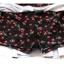 ชุดว่ายน้ำวันพีช พื้นสีดำ ลายลูกเชอร์รี่ สีแดง น่ารักมากๆ thumbnail 15