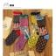 S249**พร้อมส่ง** (ปลีก+ส่ง) ถุงเท้าแฟชั่นเกาหลี ข้อยาว ขอบระบาย คละ 4 ลาย มี 12 คู่ต่อแพ็ค เนื้อดี งานนำเข้า(Made in China) thumbnail 2