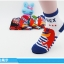 U037-25**พร้อมส่ง** (ปลีก+ส่ง) ถุงเท้า Q- House แฟชั่นเด็กโต(4-8 ปี) ไม่มีกันลื่น เนื้อดี งานนำเข้า ( Made in China) thumbnail 8