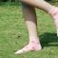 S291**พร้อมส่ง** (ปลีก+ส่ง) ถุงเท้าแฟชั่นเกาหลี ข้อสั้น ขอบงานถัก เนื้อดี งานนำเข้า(Made in china) thumbnail 4