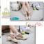 [พิเศษ 2 คู่ 100 ] ถุงเท้าพับข้อแต่งระบายน่ารักมีสีใหเลือก 5 สี thumbnail 6