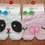 A019**พร้อมส่ง**(ปลีก+ส่ง) ถุงเท้าคู่ AB มีหู มี 2 แบบ แฟชั่นเกาหลี เนื้อดี งานนำเข้า( Made in Korea) thumbnail 1