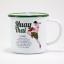 """Iconic Thai Enamel Mug """"Muay Thai"""" thumbnail 2"""