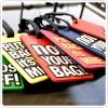 Cheeky Bag Tag