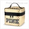 &#x2764️ VS PINK Train Case - Gold