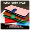 Honey Plenty Wallet กระเป๋าตังค์ใส่บัตรได้เยอะ
