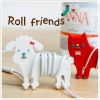 Roll Friends ที่พันสาย by Monopoly