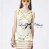 Lady Ribbon Pretty Little Flower Dress